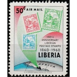 Liberia 1960. Stamps on...