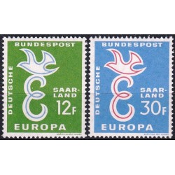 Saro kraštas 1958. Europos...
