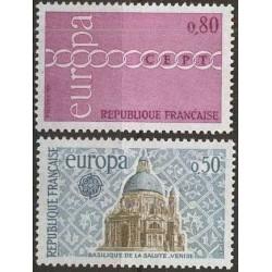 Prancūzija 1971. CEPT:...