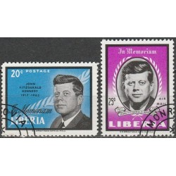 Liberia 1964. John...