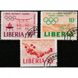 Liberija 1964. Tokijo...