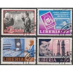 Liberia 1966. John...