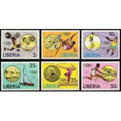 Liberija 1976. Monrealio...