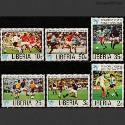 Liberija 1978. FIFA...