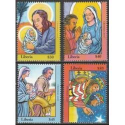 Liberia 2007. Christmas