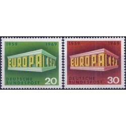Vokietija 1969. Simbolinis...