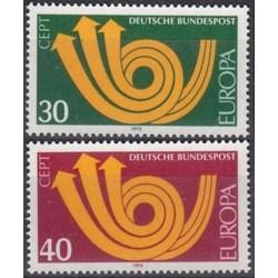Vokietija 1973. CEPT:...