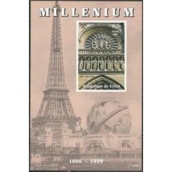 Chad 1999. Notre Dame de Paris