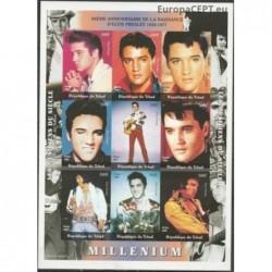 Chad 2000. Elvis Presley