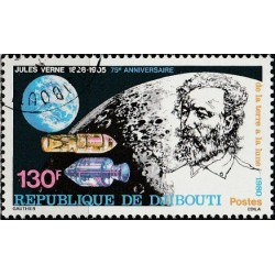 Džibutis 1980. Žiulis Vernas