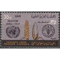Egiptas (okupuota Gazos...