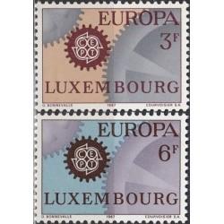 Liuksemburgas 1967. CEPT:...