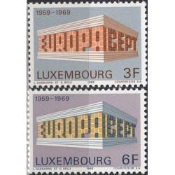 Luxembourg 1969. EUROPA &...