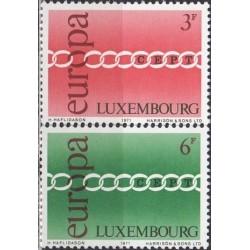 Liuksemburgas 1971. CEPT:...