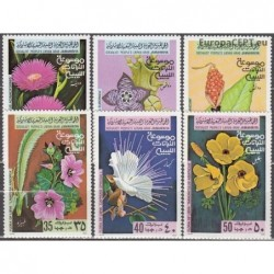 Libya 1979. Flowers