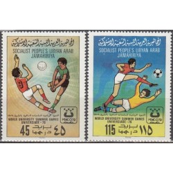 Libya 1979. World...