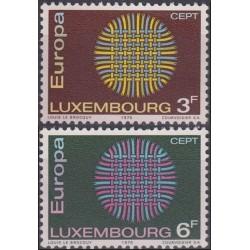 Liuksemburgas 1970. CEPT:...
