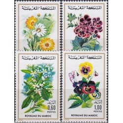Morocco 1975. Flowers