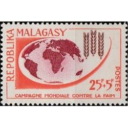Madagascar 1963. Freedom...