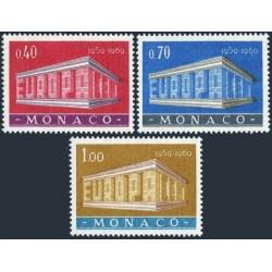 Monaco 1969. EUROPA & CEPT...