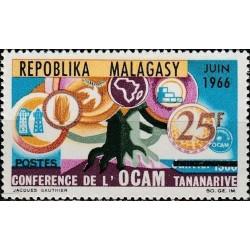 Madagascar 1966. African...