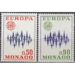 Monakas 1972. Europa CEPT