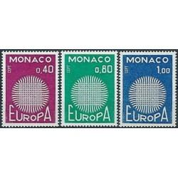 Monakas 1970. CEPT:...