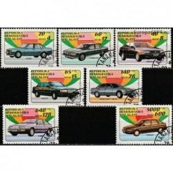 Madagascar 1993. Cars