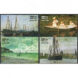Madagascar 1999. Paintings...