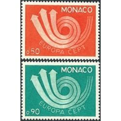 Monakas 1973. CEPT:...