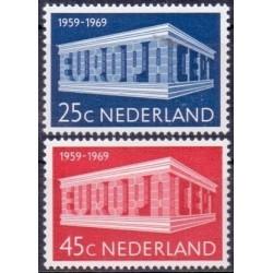 Netherlands 1969. EUROPA &...