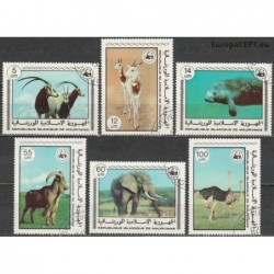 Mauritania 1978. Endangered...