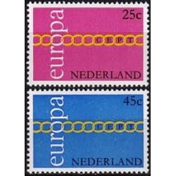 Netherlands 1971. CEPT:...