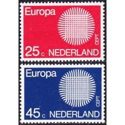 Netherlands 1970. CEPT:...
