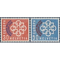 Šveicarija 1959. Europa...
