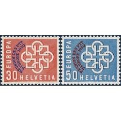 Switzerland 1959. Europa...