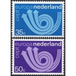Netherlands 1973. CEPT:...