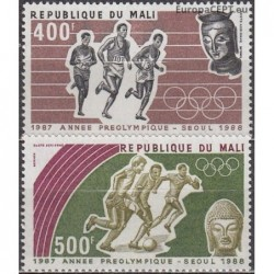 Mali 1987. Summer Olympics...