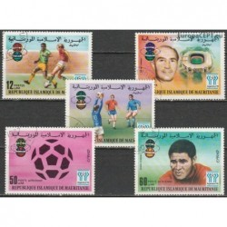 Mauritania 1977. FIFA World...
