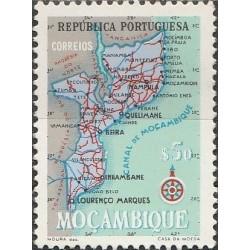 Mozambikas 1954. Mozambiko...