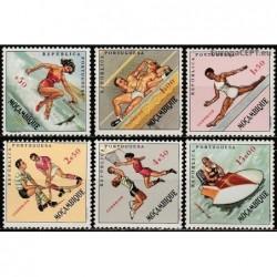 Mozambikas 1962. Sportas