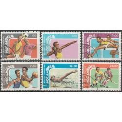 Mozambique 1978. Sports