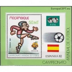 Mozambique 1982. FIFA World...