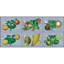 Mozambique 2007. Fruits