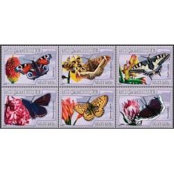 Mozambique 2007. Butterflies