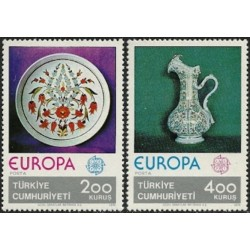 Turkija 1976. Amatininkų...
