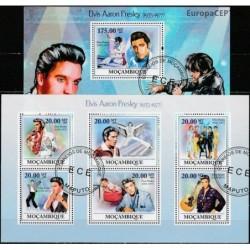 Mozambique 2009. Elvis Presley