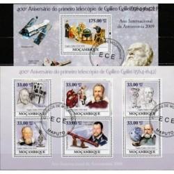 Mozambique 2009. Galileo...