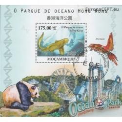 Mozambique 2010. Ocean park...