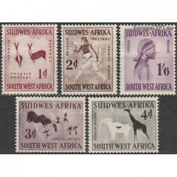 South West Africa 1954....